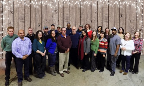 SPI Company Christmas Photo