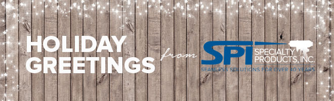 Happy Holidays from Specialty Products Inc