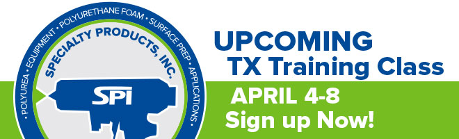 TX Training Class – April 4-8 – Sign up Now! – Specialty