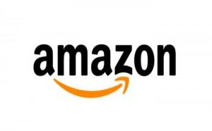 Amazon logo link