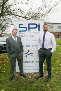 SPI Awards UK SPI Performance Coatings