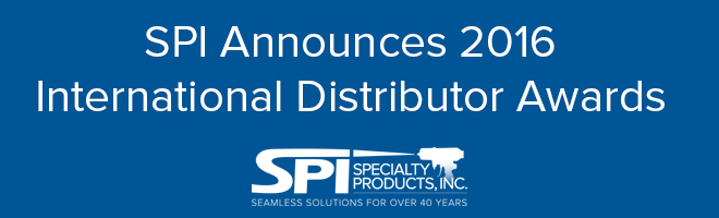 2016 International Distributor Awards - SPI