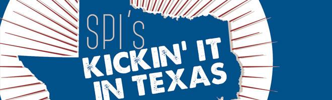 Kickin Texas Banner