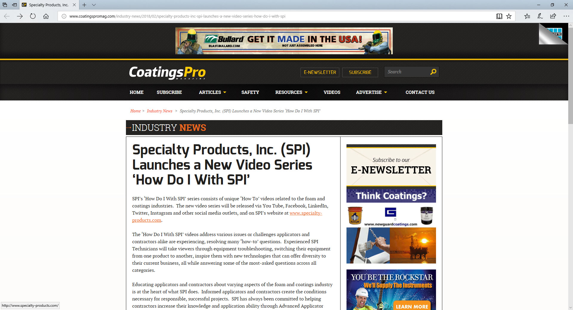 SPI How do I with SPI video series